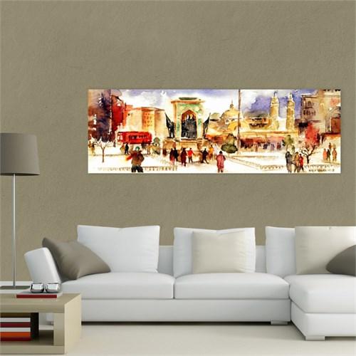 Atlantis Tablo Taksim Meydanı 90X30 Cm