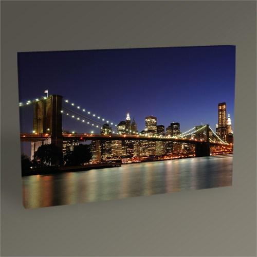 Tablo 360 Brooklyn Bridge,New York Tablo 105X70