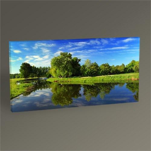 Tablo 360 Nehir Tablo 100X50