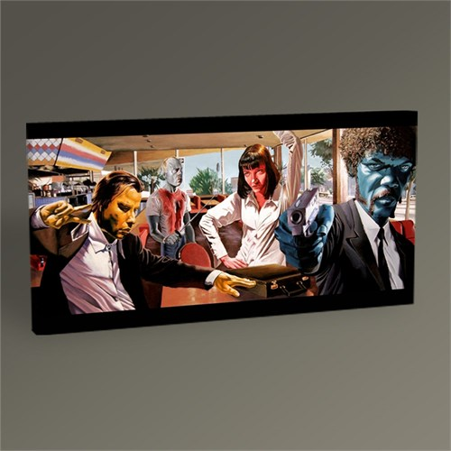 Tablo 360 Pulp Fiction Tablo 60X30