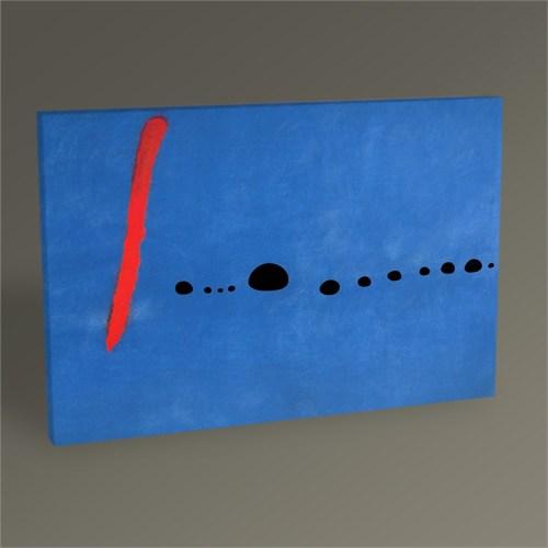 Tablo 360 Joan Miro Blue Iı Tablo 45X30