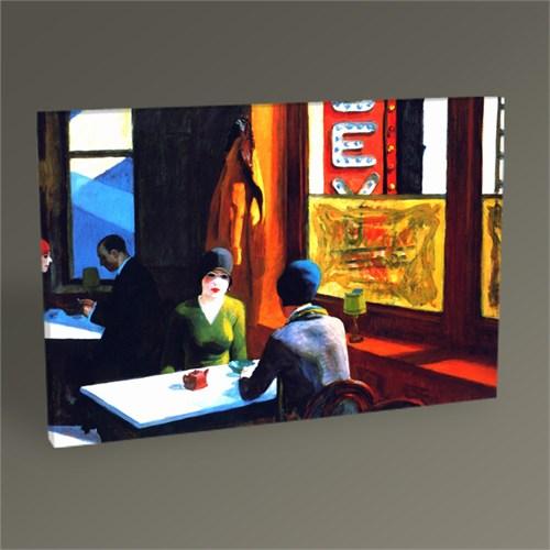 Tablo 360 Edward Hopper Chop Suey Tablo 45X30