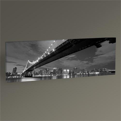 Tablo 360 New York Manhattan Bridge Tablo 60X20