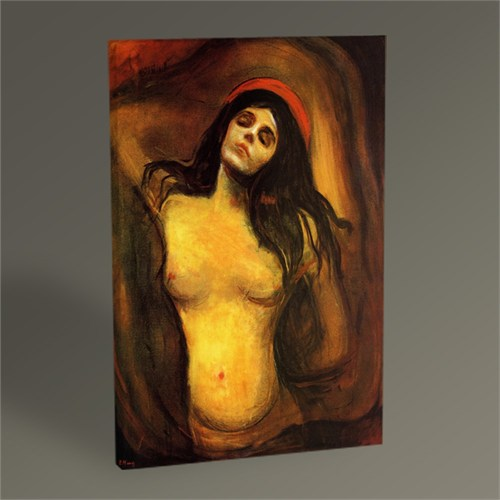 Tablo 360 Edvard Munch Madonna Tablo 45X30