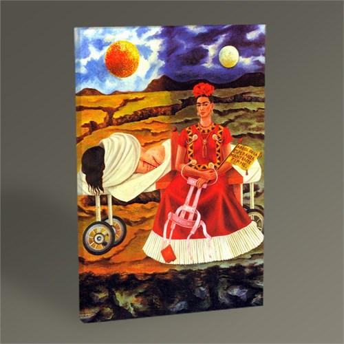 Tablo 360 Frida Kahlo Flag Of Hope Tablo 45X30