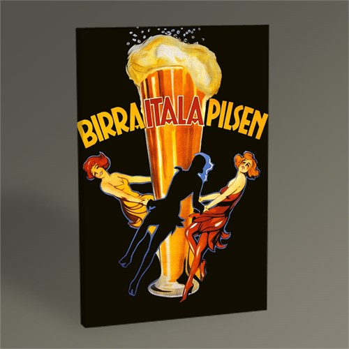 Tablo 360 Birra Itala Pilsen Tablo 45X30