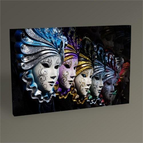 Tablo 360 Carnival Masks Tablo 45X30