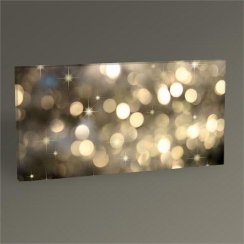 Tablo 360 Golden Lights Tablo 60X30