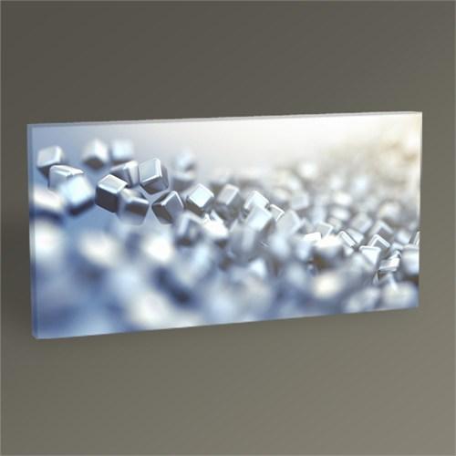 Tablo 360 Abstract Metal Tablo 60X30