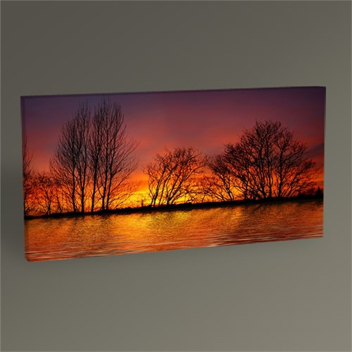 Tablo 360 Warm Sunset Tablo 60X30