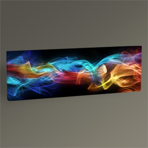 Tablo 360 Fire İn Colors Tablo 60X20
