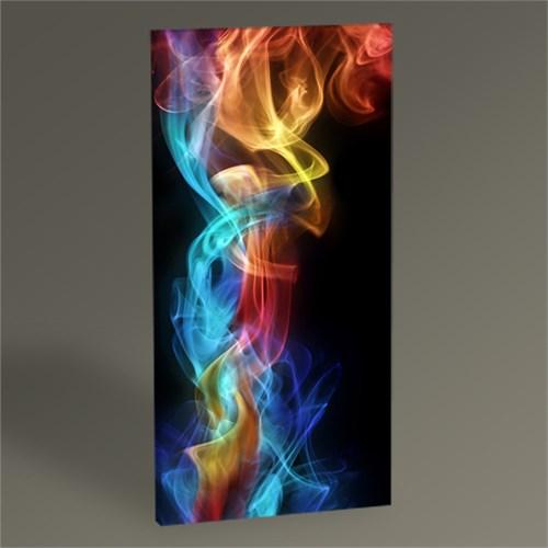 Tablo 360 Fire İn Colors Iıtablo 60X30