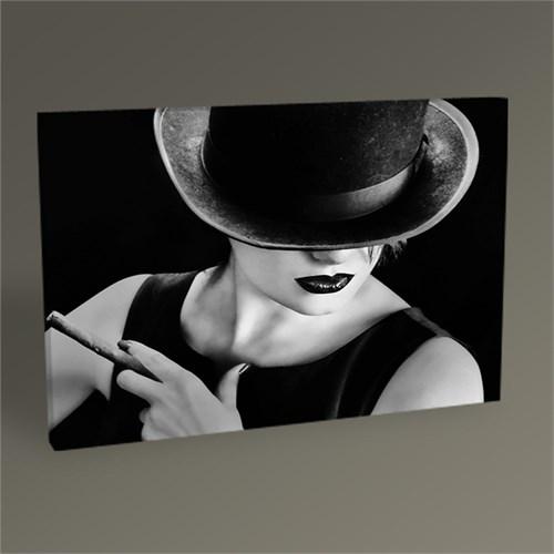 Tablo 360 Woman With A Cigar Tablo 45X30
