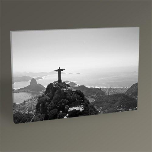 Tablo 360 Rio De Janerio Christo Redentor 45X30