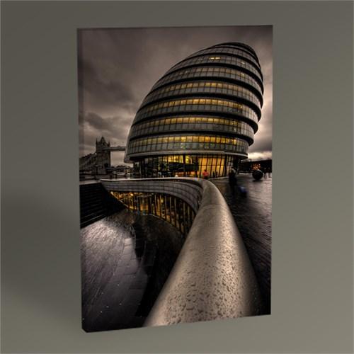 Tablo 360 London Egg Building Tablo 45X30