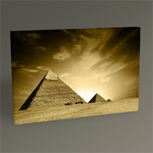 Tablo 360 Egyptian Pyramid Tablo 45X30