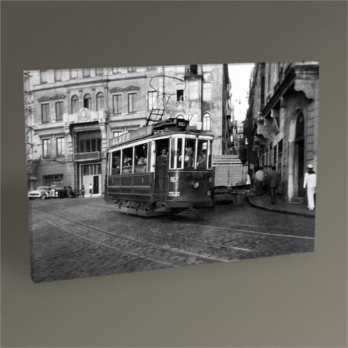 Tablo 360 İstiklal Caddesi 1950 Tablo 45X30