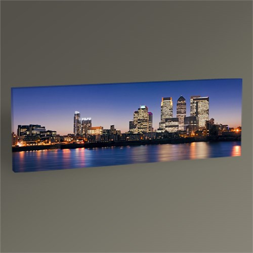 Tablo 360 London Canary Wharf Tablo 60X20
