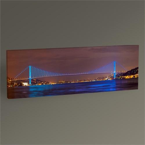 Tablo 360 İstanbul Boğazı Tablo 60X20