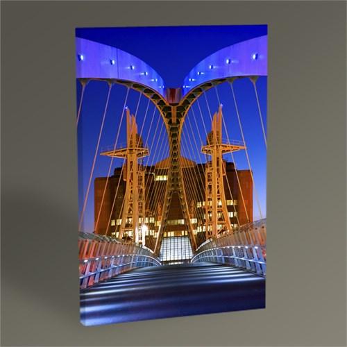 Tablo 360 Manchester Salford Quays Bridge 45X30