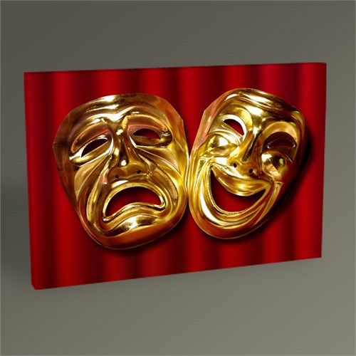 Tablo 360 Theatrical Mask Tablo 45X30
