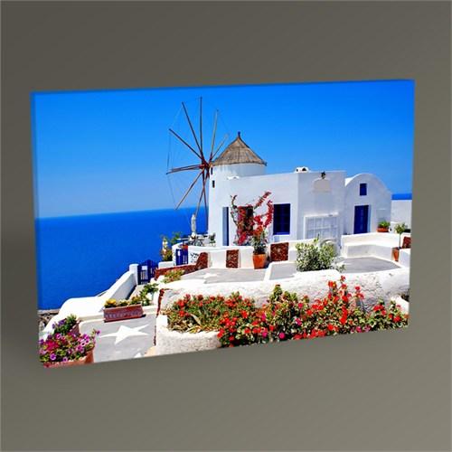 Tablo 360 Yunanistan Santorini Iıı Tablo 45X30