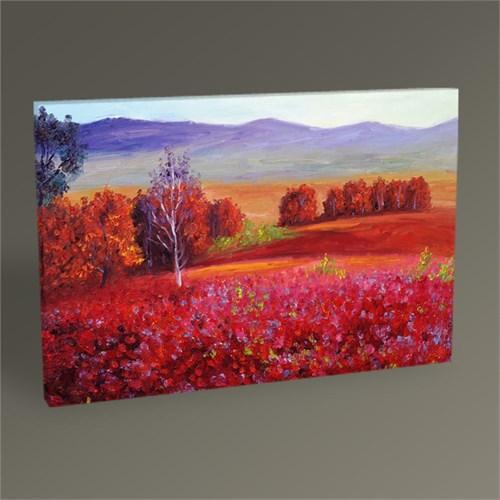 Tablo 360 Kırmızı Sonbahar Tablo 45X30