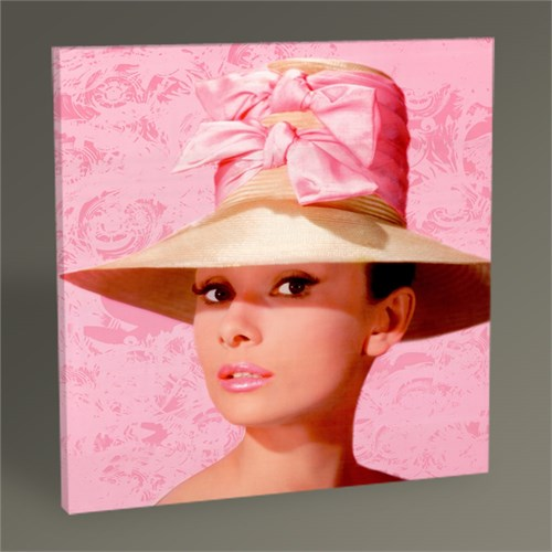 Tablo 360 Audrey Hepburn Tablo 30X30