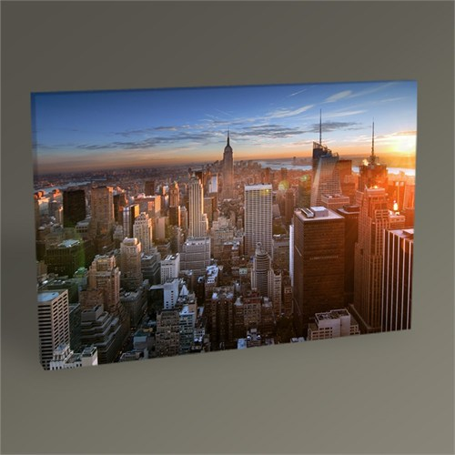 Tablo 360 New York Empire State Tablo 45X30