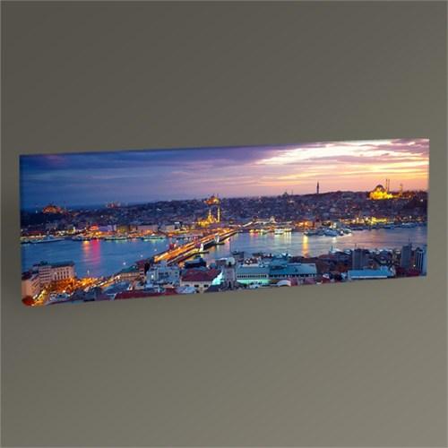 Tablo 360 İstanbul Panorama Tablo 60X20
