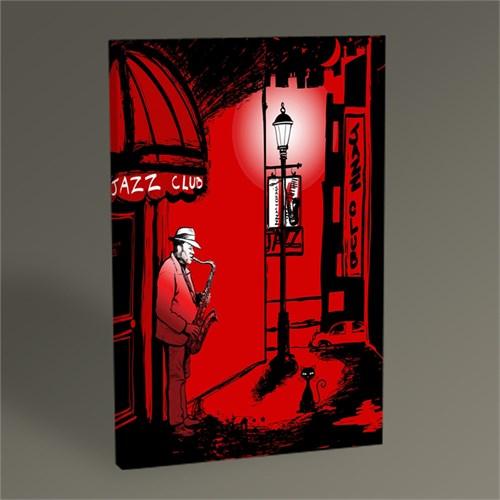 Tablo 360 Jazz Night Club Iı Tablo 45X30