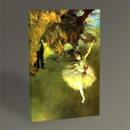 Tablo 360 Edgar Degas Baş Balerin Tablo 45X30