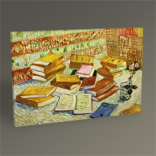 Tablo 360 Vincent Van Gogh Fransız Romanları Tablo 45X30