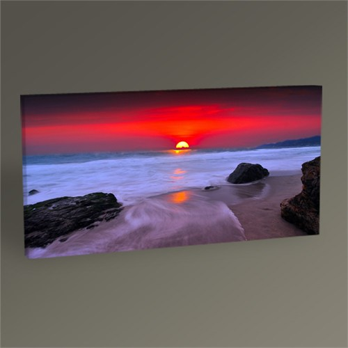 Tablo 360 Beach Sunset Tablo 60X30