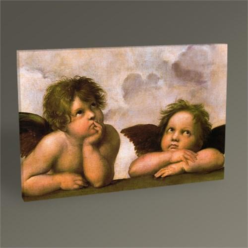 Tablo 360 Raffaello Santi Little Angels Tablo 45X30