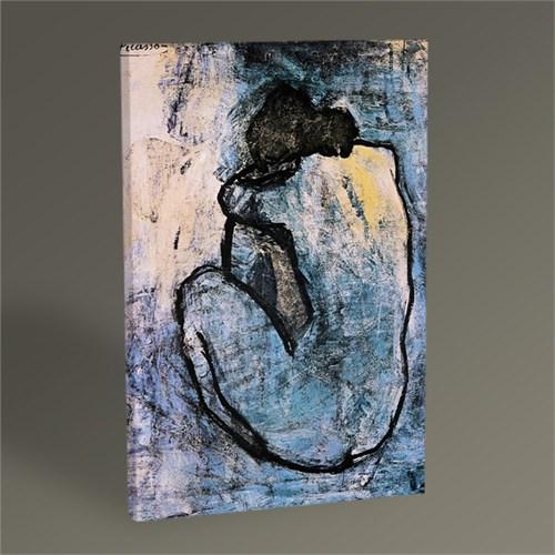 Tablo 360 Pablo Picasso Mavi Nü Tablo 45X30