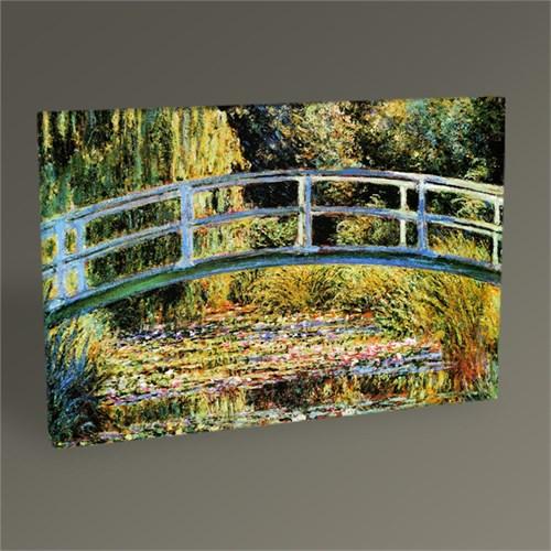 Tablo 360 Claude Monet Giverny'de Japon Köprüsü 45X30