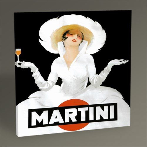 Tablo 360 Martini Tablo 30X30