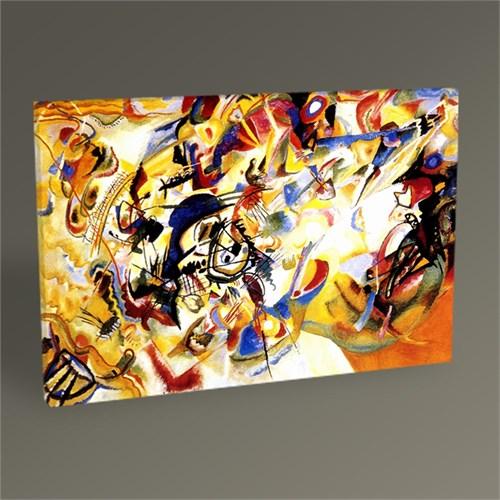 Tablo 360 Wassily Kandinsky Kompozisyon Vıı Tablo 45X30