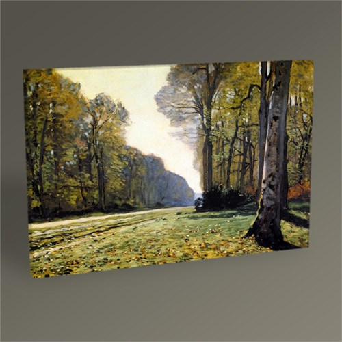 Tablo 360 Claude Monet Chailly Yolu Tablo 45X30