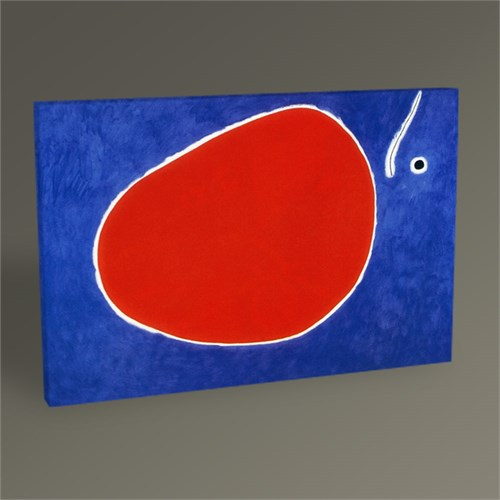 Tablo 360 Joan Miro Yusufçuğun Güneşe Uçuşu Tablo 45X30