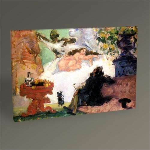Tablo 360 Paul Cézanne A Modern Olympia Tablo 45X30