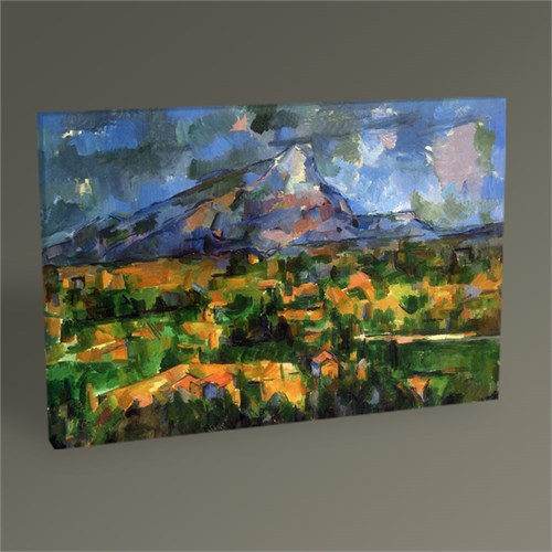 Tablo 360 Paul Cézanne Mont Sainte Tablo 45X30
