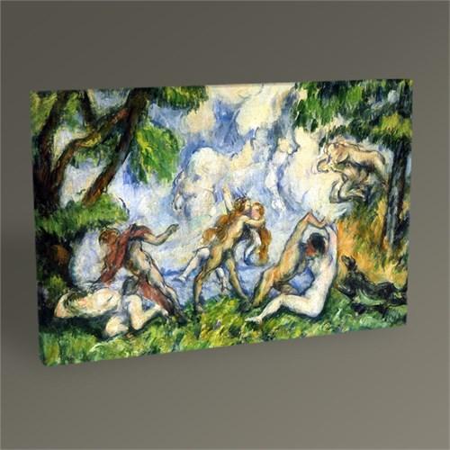Tablo 360 Paul Cézanne The Struggle Of Love Tablo 45X30