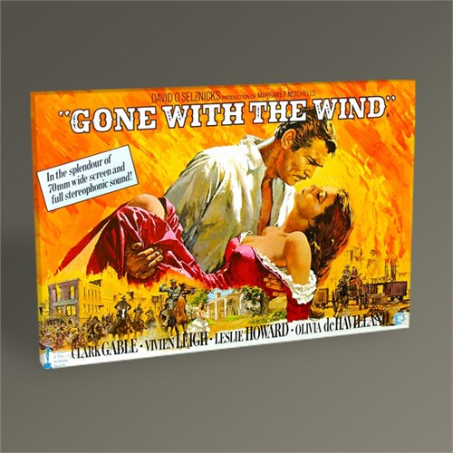 Tablo 360 Gone With The Wind Tablo 45X30