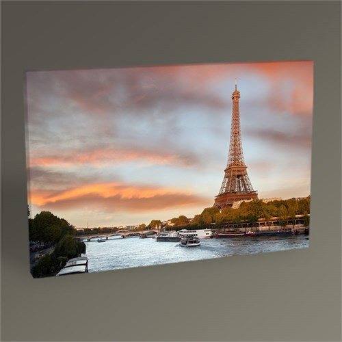 Tablo 360 Paris Eyfel Kulesi Tablo 45X30