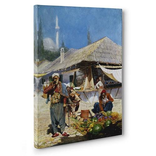 Tabloshop - Osmanlı'da Pazar Tablosu