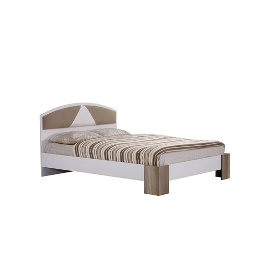Alpino Yaprak Yatak Odası Karyola Başucu