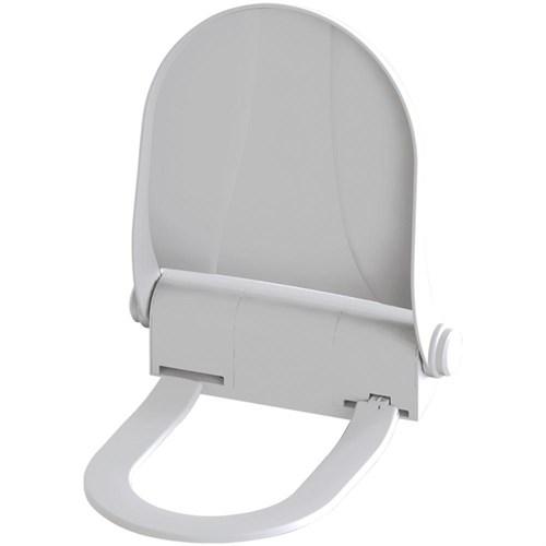 Alper Hijyenik Klozet Kapak Örtüsü Dispenseri Elektrikli Beyaz