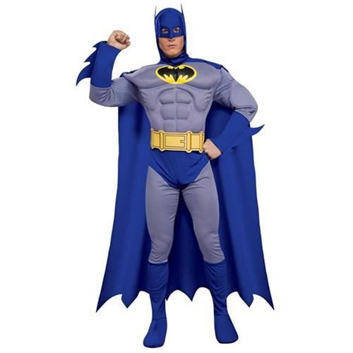 Rubies Batman Yetişkin Kostüm Large